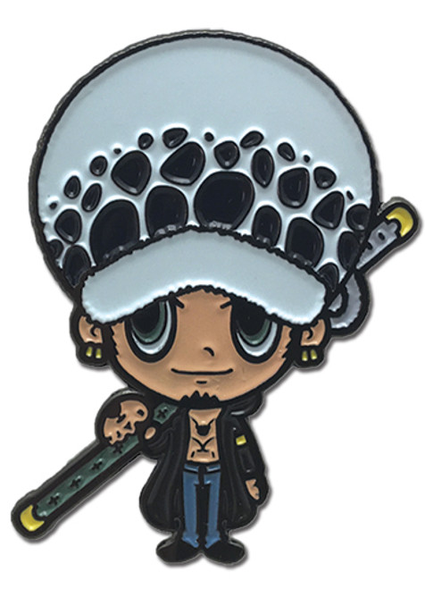 One Piece G-Friends: Pin - Law