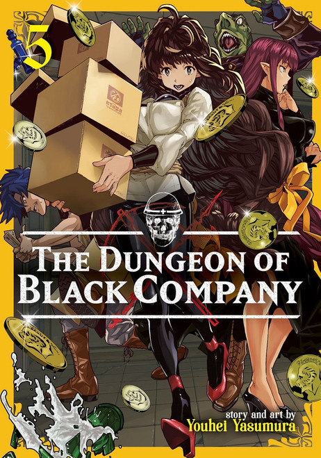 Dungeon of Black Company Vol. 5 (Manga)