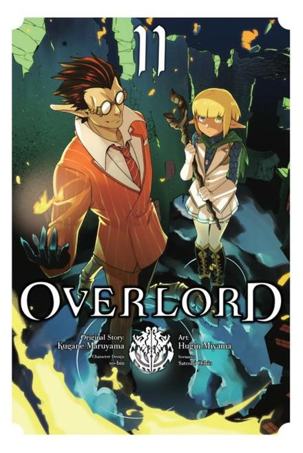 Overlord Vol. 11 (Manga)