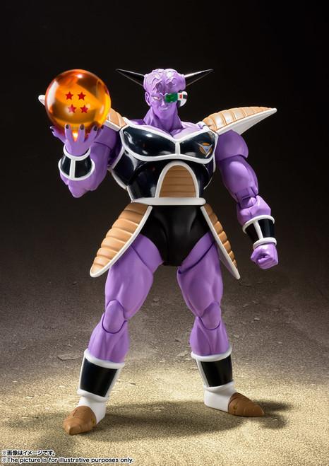Dragon Ball Z: S.H.Figuarts - Captain Ginyu