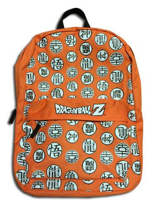Dragon Ball Z: Backpack - Logos