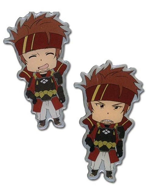 Sword Art Online: Pins - Happy/Angry Klein (Set of 2)