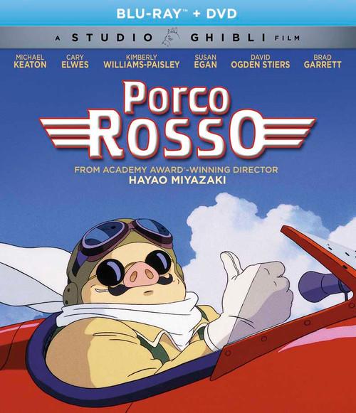 Porco Rosso Blu-Ray/DVD