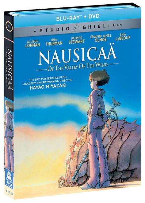 Ghibli: Nausicaa of the Valley of the Wind (Blu-Ray+DVD)