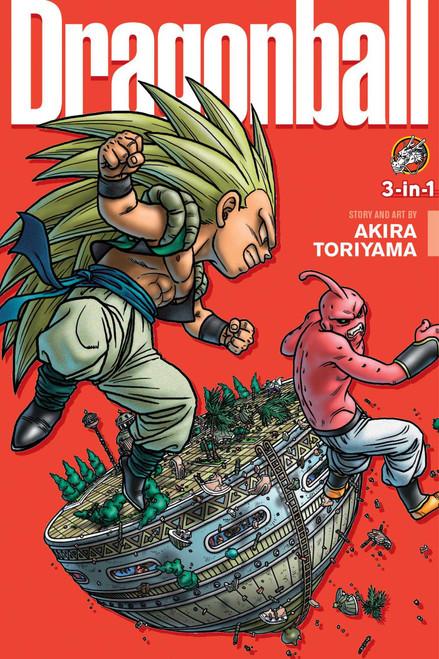 Dragon Ball Omnibus Vol. 14 (Manga) (3-in-1 Edition)
