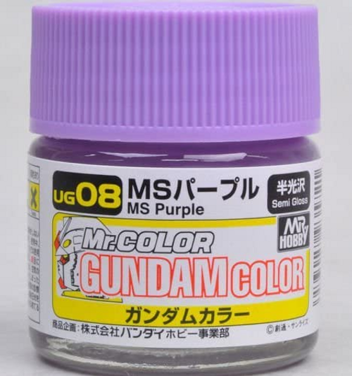 Mr. Color: Gundam Color - MS Purple