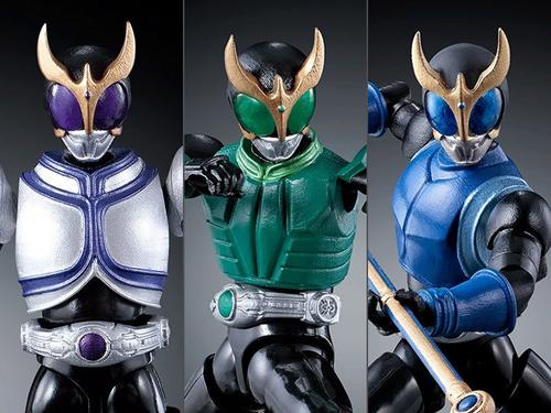 Kamen Rider Kuuga: Full Action Figure Saga: Kuuga Riders (105007128)
