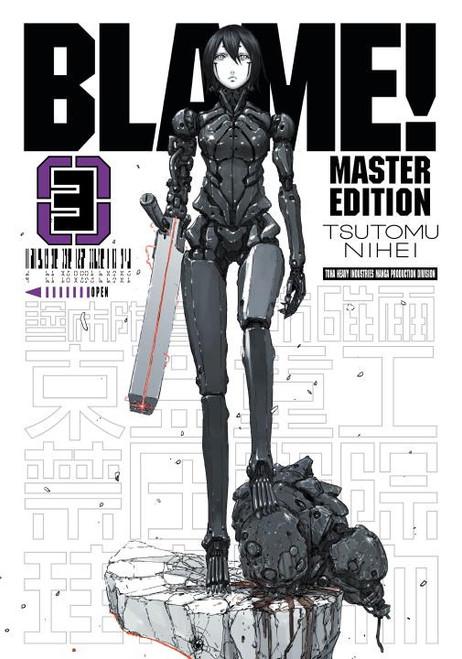 BLAME! Vol. 03 (Manga)
