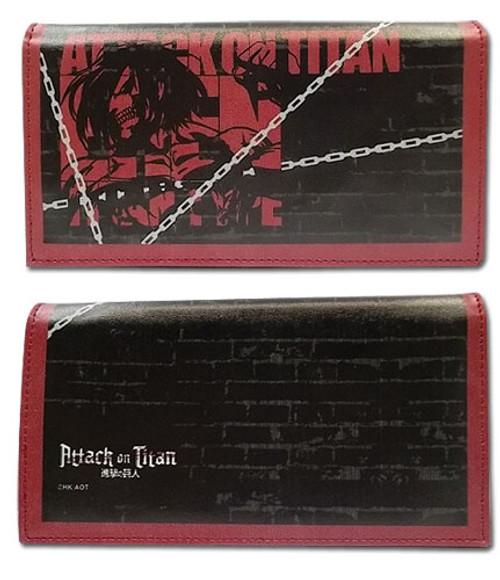 Attack on Titan: Wallet - Eren Titan