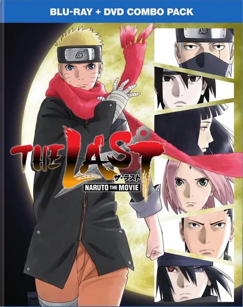 Naruto Shippuden: Movie - The Last (Blu-Ray/DVD)