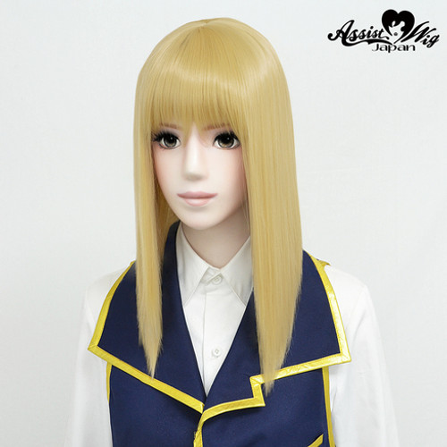 Assist: Pure Medium Wig - Yellow Gold 14 (Basic) (011902)