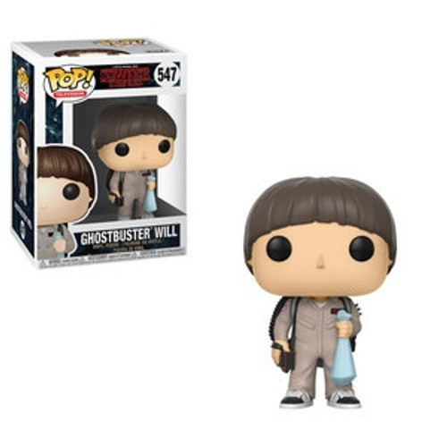Stranger Things: POP Figure - Ghostbusters Will
