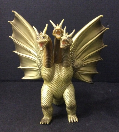 Godzilla: Soft Vinyl Figure - King Ghidorah 1984 (105008377)