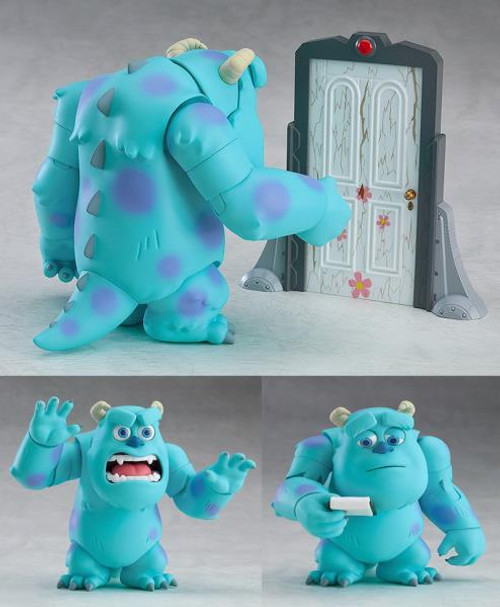 Monsters Inc.: Nendoroid - Sulley (DX Ver.) (#920-DX)