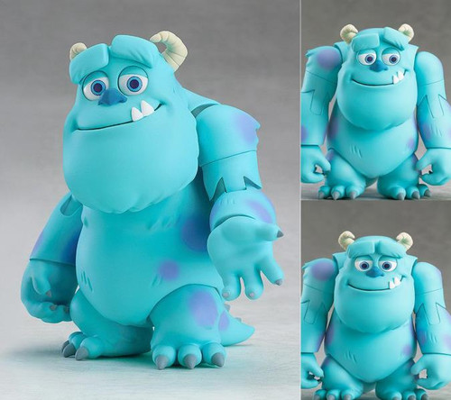 Monsters Inc.: Nendoroid - Sulley (Standard Ver.) (#920)