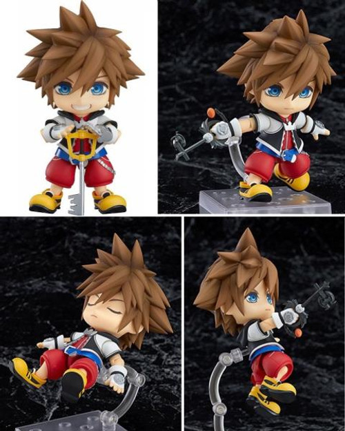 Kingdom Hearts: Nendoroid - Sora