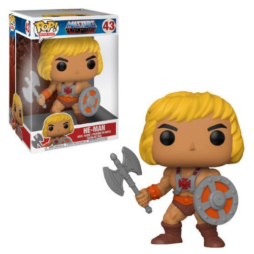 """Masters of the Universe: POP! Figure - He-Man 10"""""""