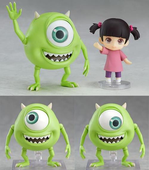Monsters Inc: Nendoroid - Michael Wazowski & Boo Standard Ver.