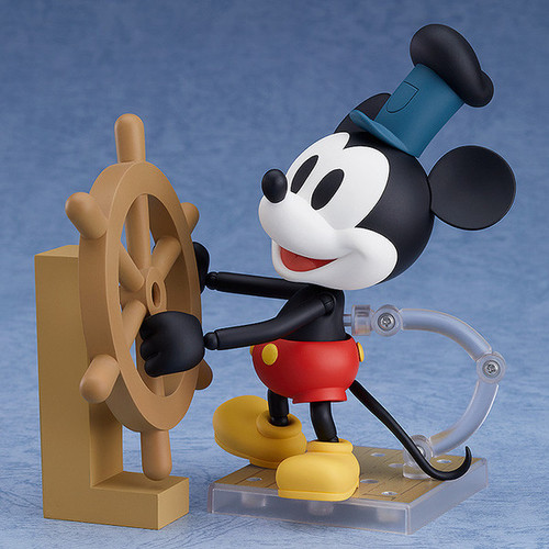 Steamboat Willie: Nendoroid - Mickey Mouse (Color Ver)
