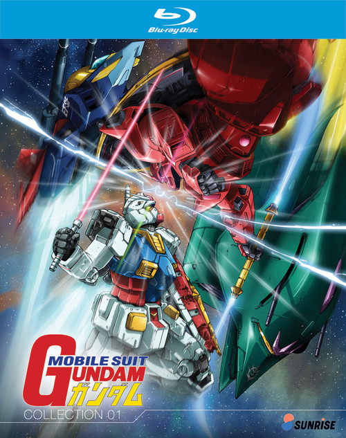 Mobile Suit Gundam: Blu-ray - Mobile Suit Gundam Collection 01