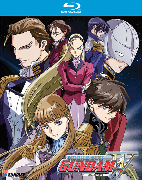 Mobile Suit Gundam Wing: Complete Collection 2 (Blu-Ray)