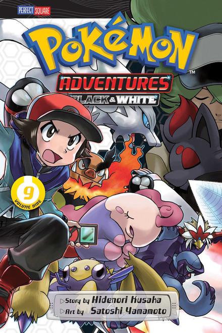 Pokemon Adventures: Black and White Vol. 9 (Manga)