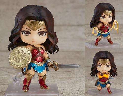 Wonder Woman: Nendoroid - Wonder Woman (Hero's Edition) (#818)