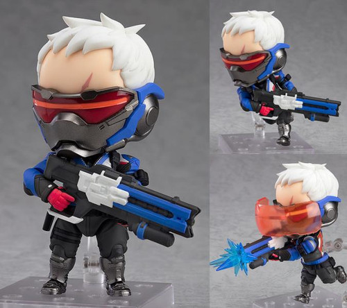 Overwatch: Nendoroid - Soldier: 76 Classic Skin Edition (#976)