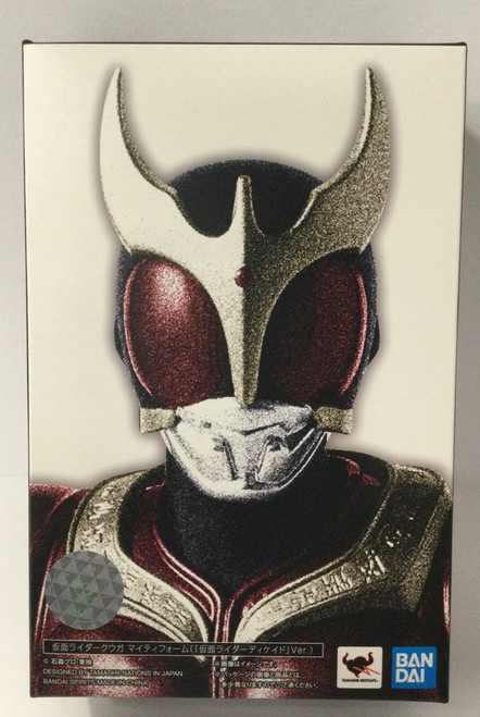 Kamen Rider Kuuga: S.H.Figuarts - Masked Rider Kuuga Mighty Form / Masked Rider Decade Ver. (105010042)