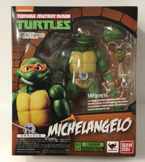 Teenage Mutant Ninja Turtles: S.H. Figuarts - Michaelangelo (105010394)