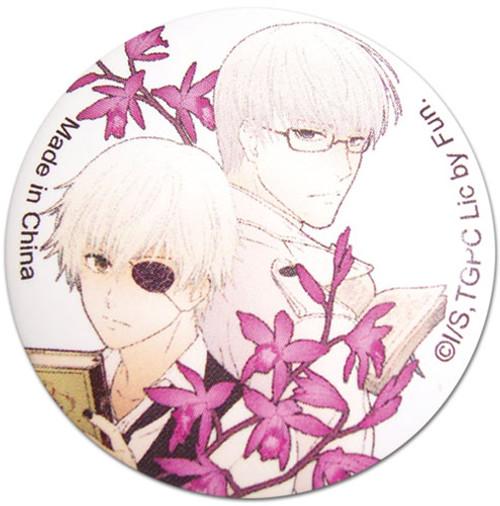 Tokyo Ghoul: Button - Kaneki & Arima 1.25''