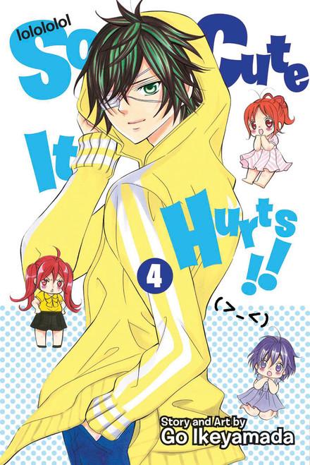 So Cute It Hurts!! Vol. 4 (Manga)