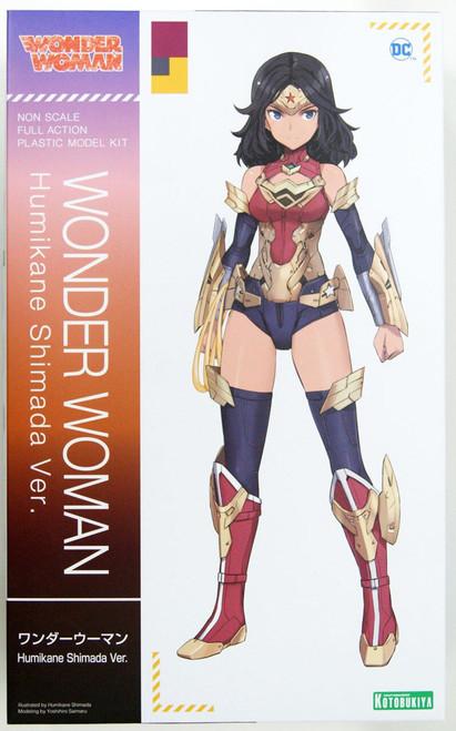 DC Comics: Plastic Model Kit - Wonder Woman (Humikane Shimada Ver.)