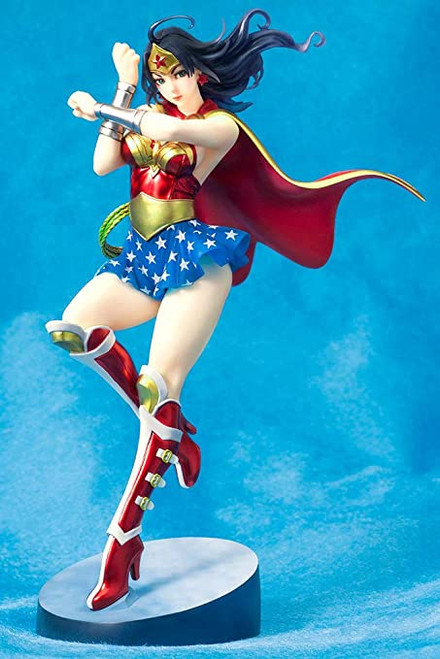 DC Comics: 1/7 Scale Figure - Wonder Woman Armored Ver. 2nd Edition