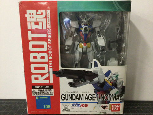 Gundam AGE: The Robot Spirits - Gundam Age-1 Normal #108 (B277821)