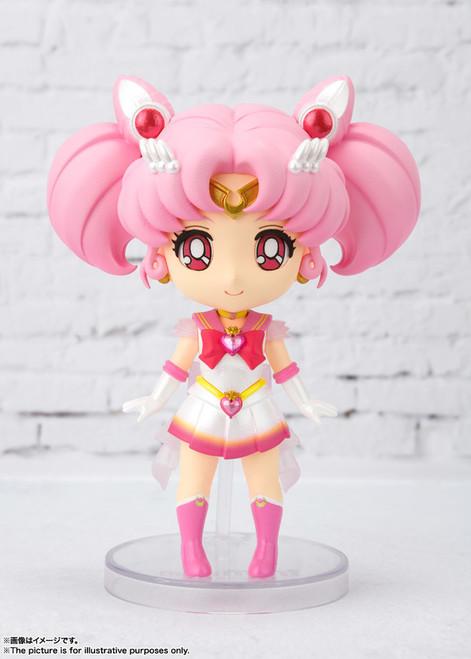 Pretty Guardians Sailor Moon Eternal The Movie: Figuarts mini (031) - Super Sailor Chibi Moon (Eternal Edition)