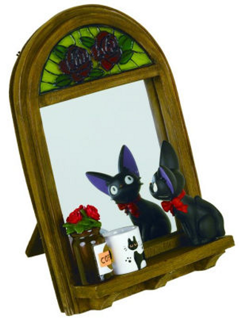 Kiki's Delivery Service: Stand Jiji Mirror - The Windowsill of Pensive