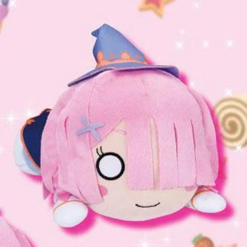 Re:Zero - Starting Life in Another World: SP Lay-Down Plush - Ram (Little Witching Mischiefs Ver.) (Ver. B: Hmph!)