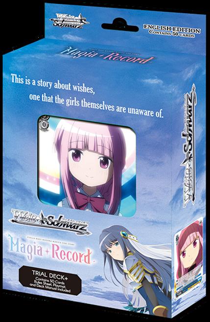Weiss Schwarz: Trial Deck+ - TV Anime - Magia Record - Puella Magi Madoka Magica Side Story