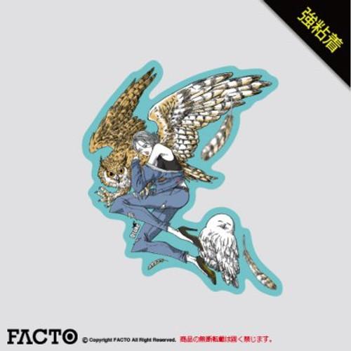 Facto: Strong Sticker - Dsuke (3USDBB059) (Small)