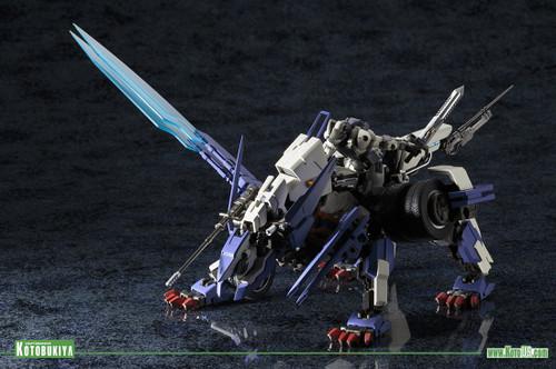 Hexa Gear: 1/24 Scale Plastic Model Kit - Rayblade Impulse