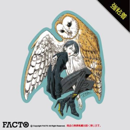 Facto: Strong Sticker - Dsuke (Small) (3USBB050)
