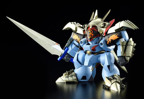 Machine Hero Wataru: PLAMAX - Metal Jacket Ryuoumaru
