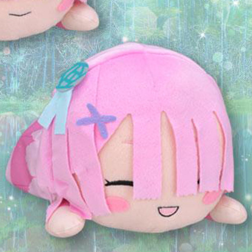 Re:Zero - Starting Life in Another World: SP Lay-Down Plush - Ram (Fairy Ballet Ver.) (Ver. B: Smiling)