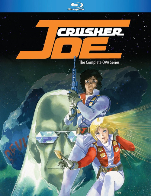 Crusher Joe The Complete OVA Series (Blu-Ray)