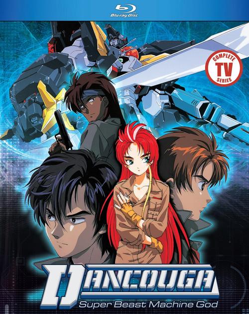 Dancouga: Super Beast Machine God - Complete TV Series (Blu-Ray)