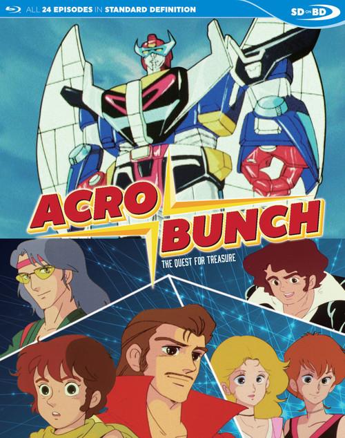 Acrobunch - Episode 1-24 (Blu-Ray)