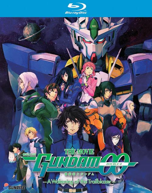 Mobile Suit Gundam 00 the Movie: A Wakening of the Trailblazer (Blu-Ray)
