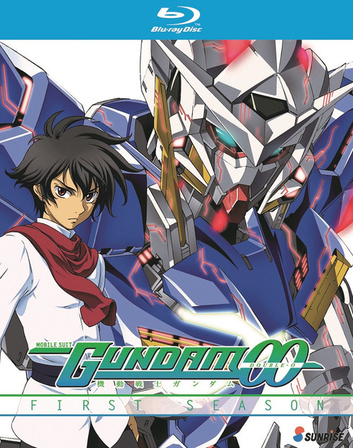 Mobile Suit Gundam 00: Collection 1 (Blu-Ray)