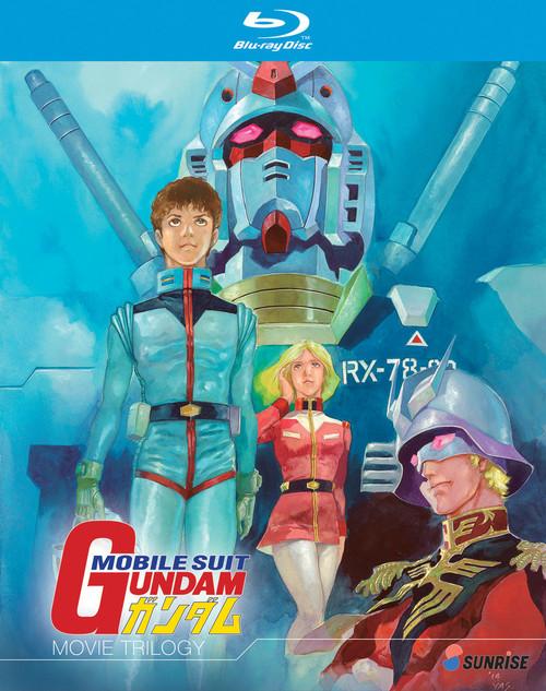 Mobile Suit Gundam: Movie Trilogy (Blu-Ray)